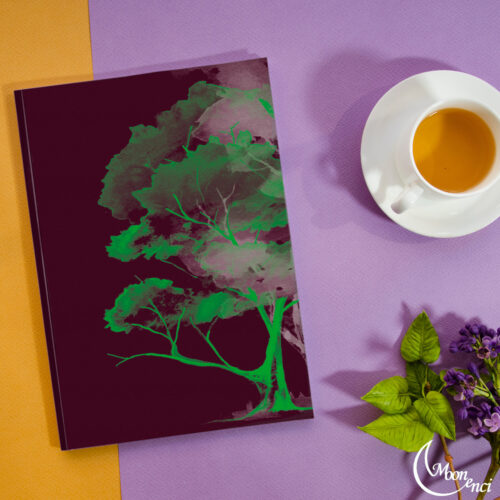 Trees story notebook